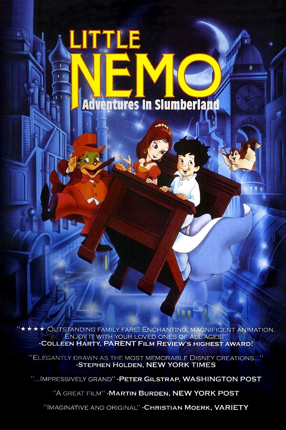 Little movie nemo