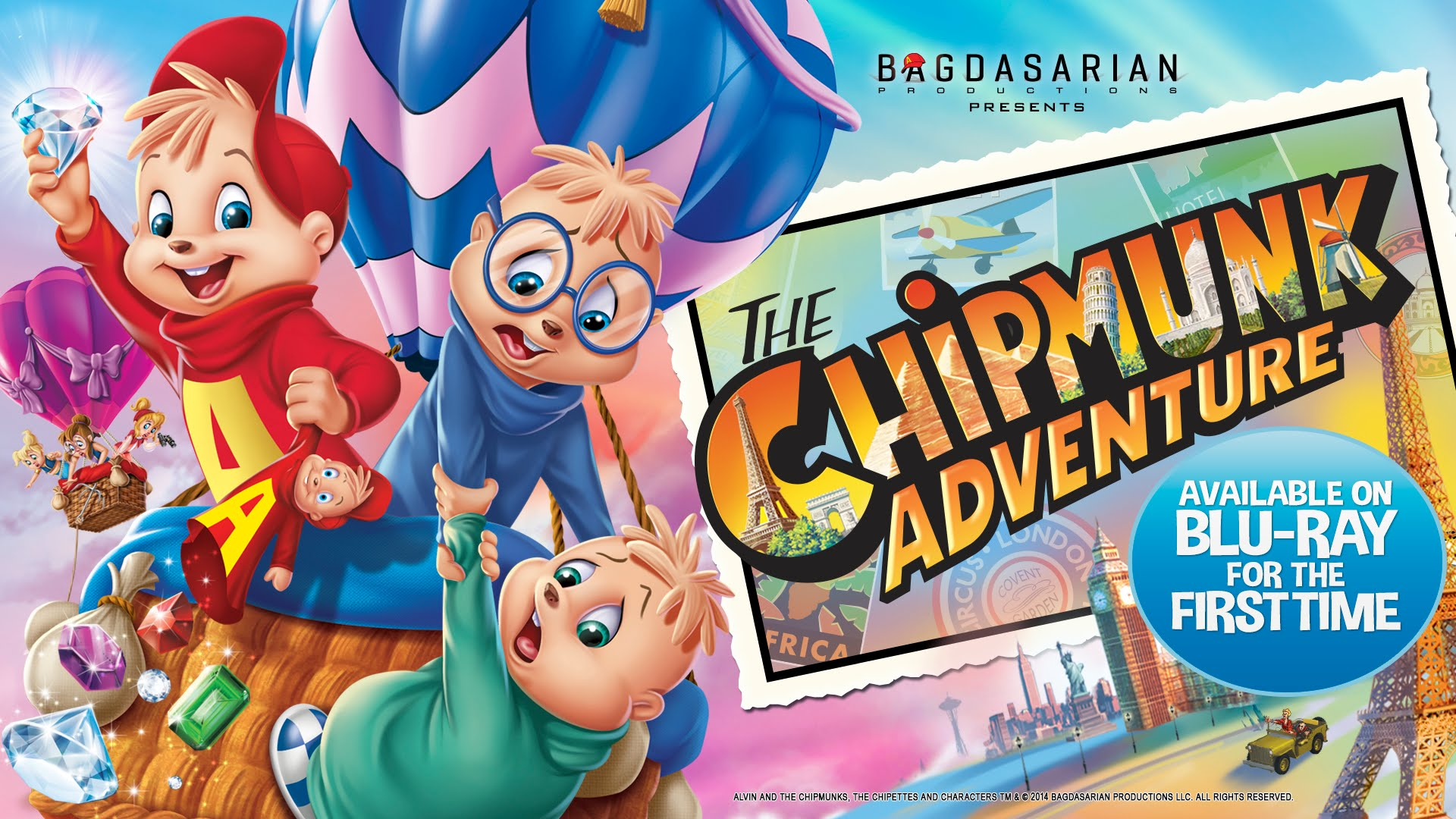 alvin and the chipmunks adventure youtube