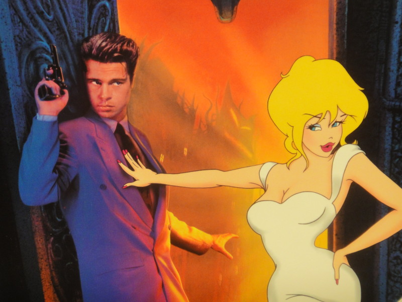 Cool World 1992 Animated And Degraded The Cinema Warehouse